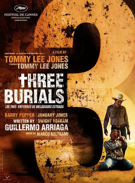 სამი საფლავი / The Three Burials of Melquiades Estrada