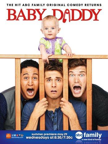 მამიკო სეზონი 2 / Baby Daddy Season 2