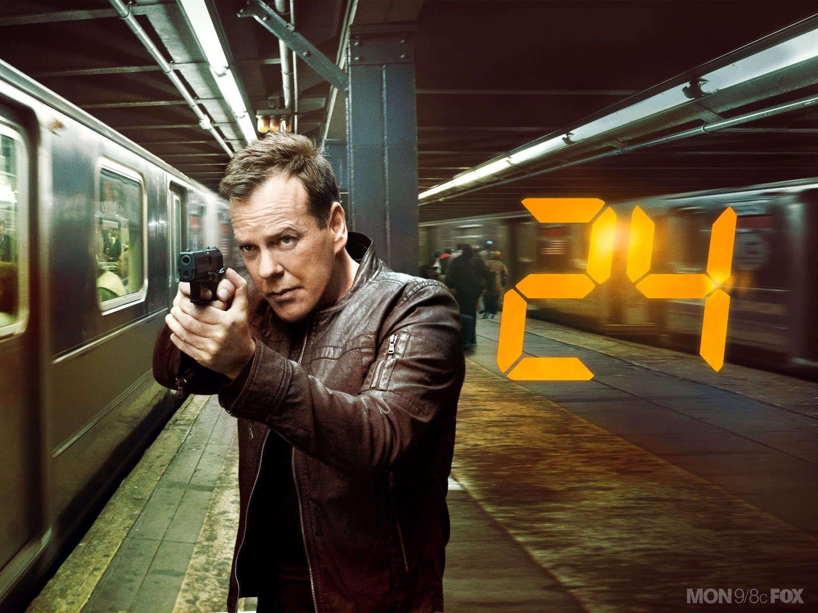 24 საათი სეზონი 8 / 24 Season 8