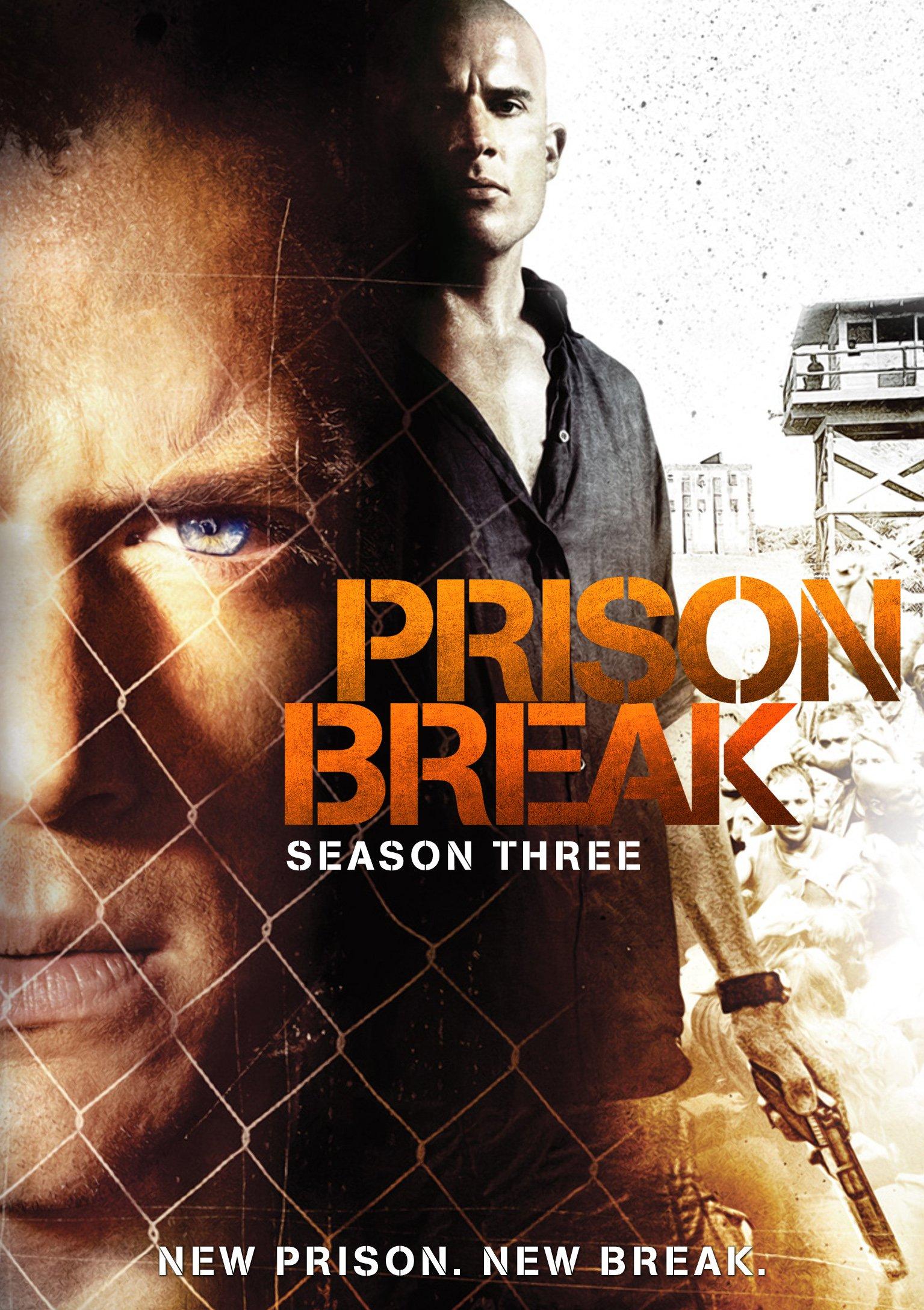 გაქცევა სეზონი 3 / Prison Break Season 3