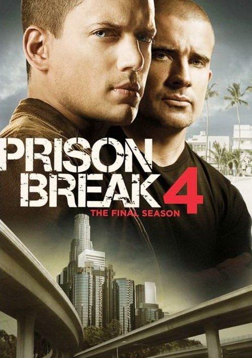 გაქცევა სეზონი 4 / Prison Break Season 4