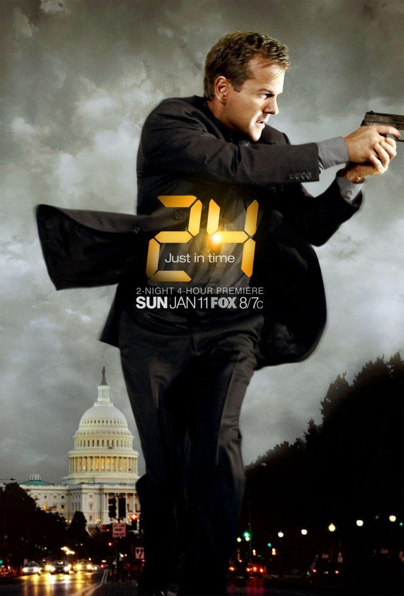 24 საათი სეზონი 1 / 24 Season 1
