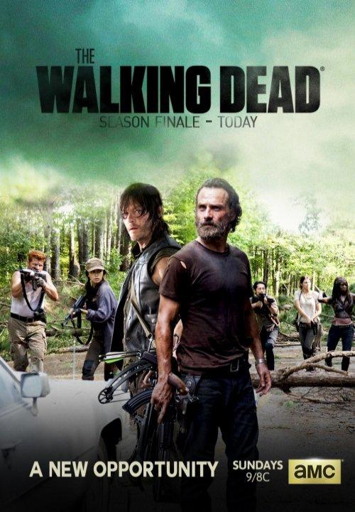 მოსიარულე მკვდრები სეზონი 6 / The Walking Dead Season 6