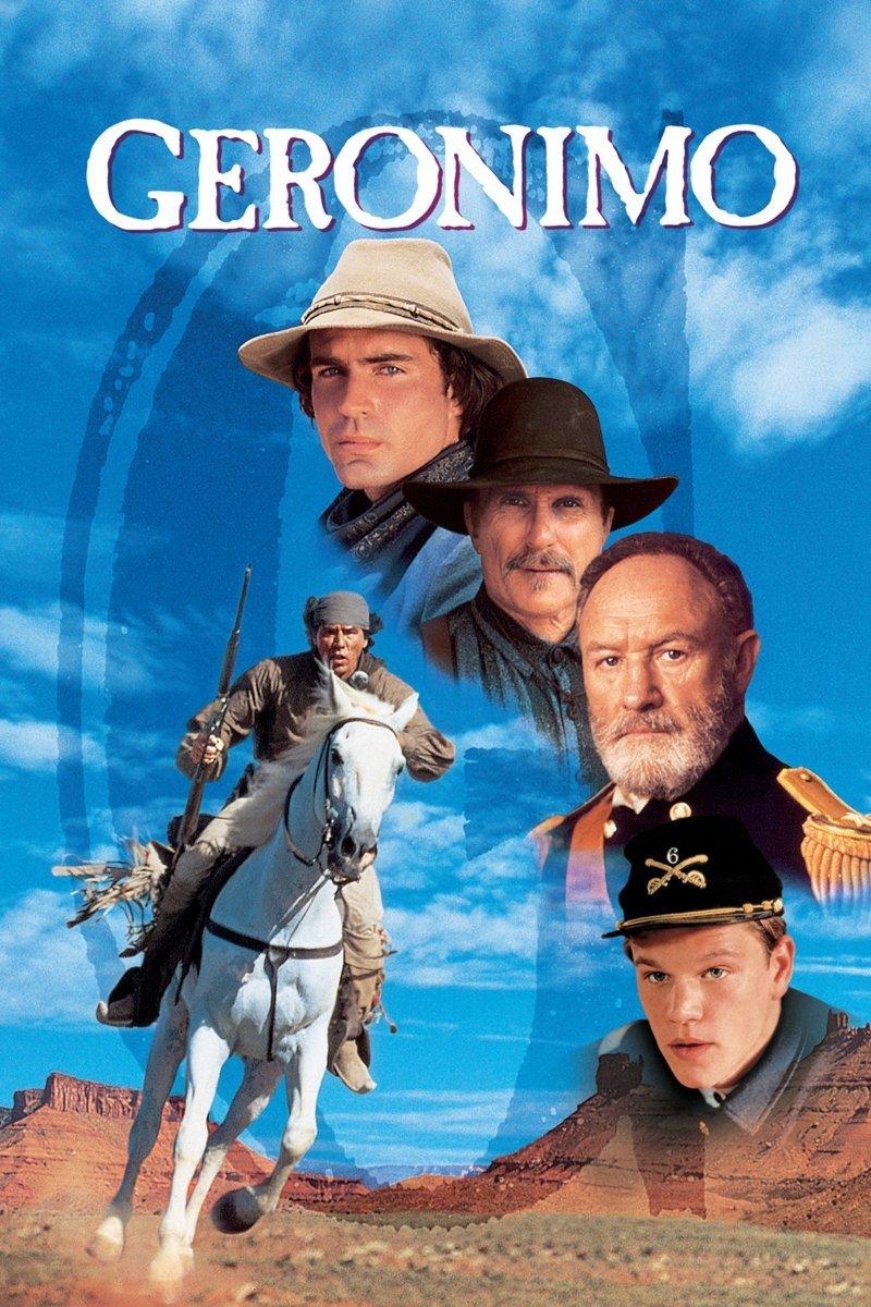 ჯერონიმო: ამერიკული ლეგენდა / Geronimo: An American Legend