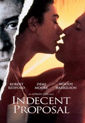 უხამსი წინადადება / Indecent Proposal