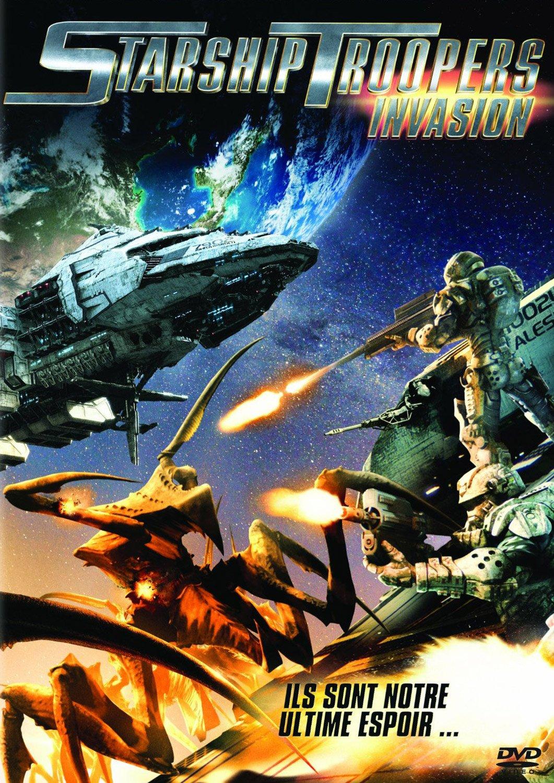 ვარსკვლავური დესანტი: შეჭრა / Starship Troopers: Invasion