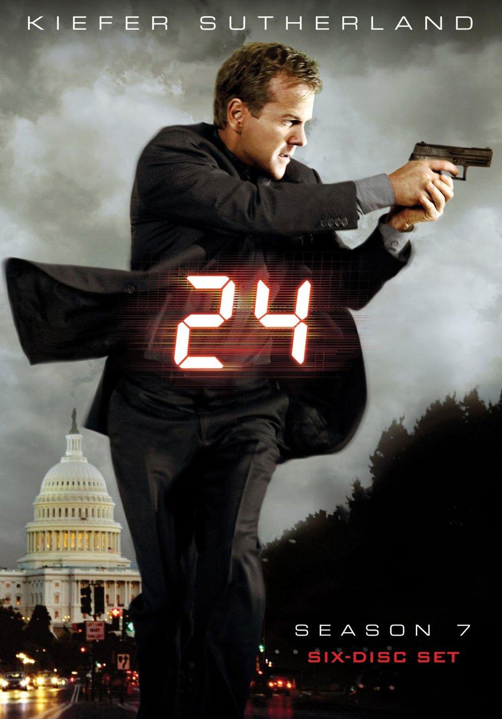 24 საათი სეზონი 7 / 24 Season 7