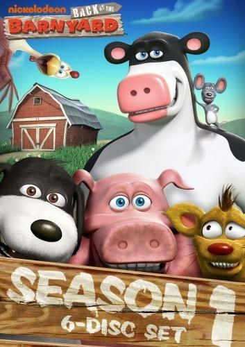 რქები და ჩლიქები: დაბრუნება სეზონი 1 / Back at the Barnyard Season 1