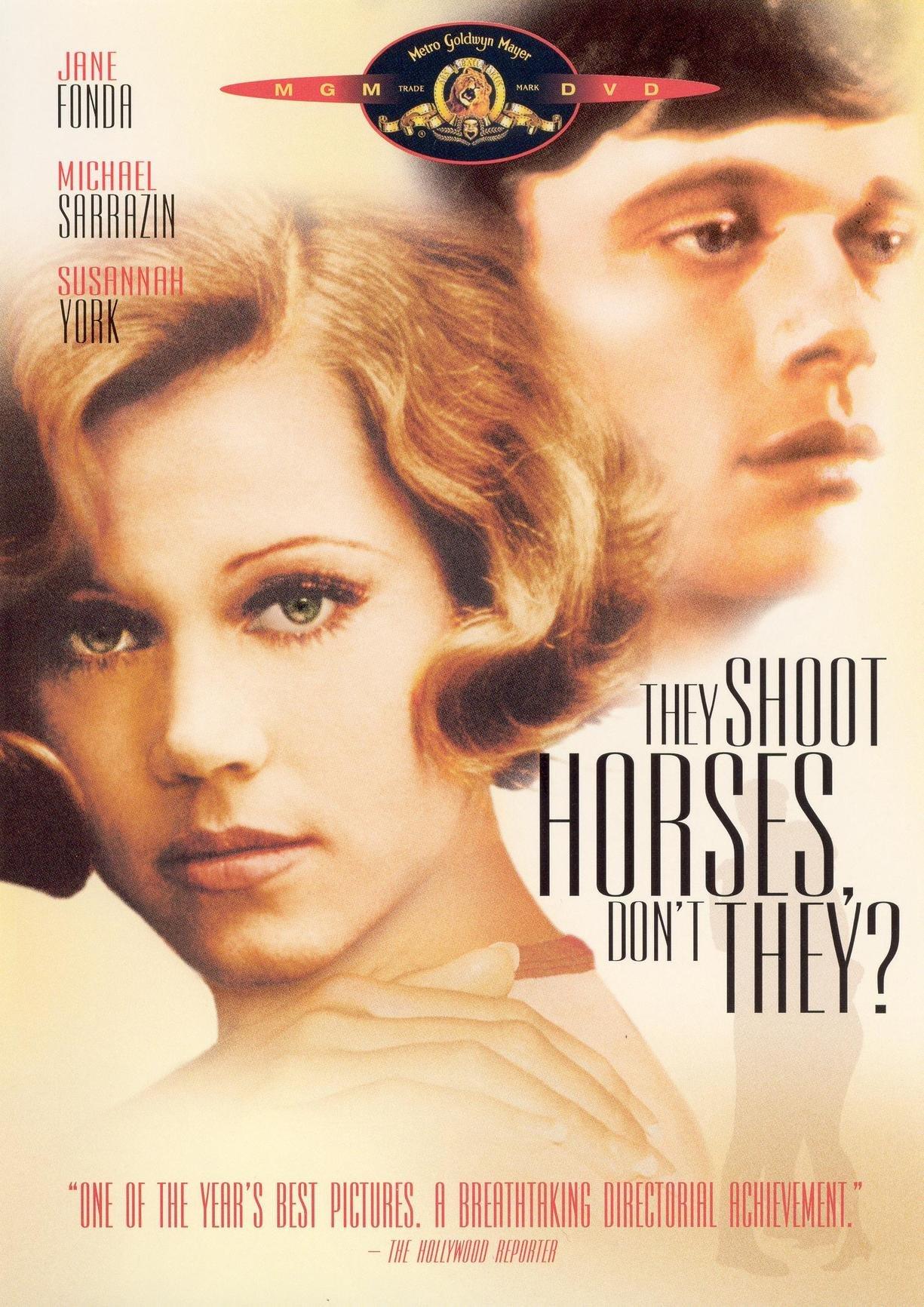 გადენილ ცხენებს ესვრიან, სიმართლეა ? / They Shoot Horses, Don't They?