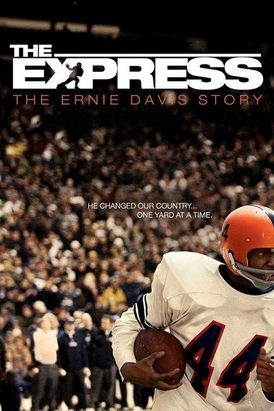 უყურეთ ექსპრესი / The Express ქართულად