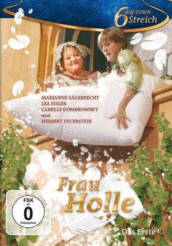 ქალბატონი ქარბუქი / Frau Holle