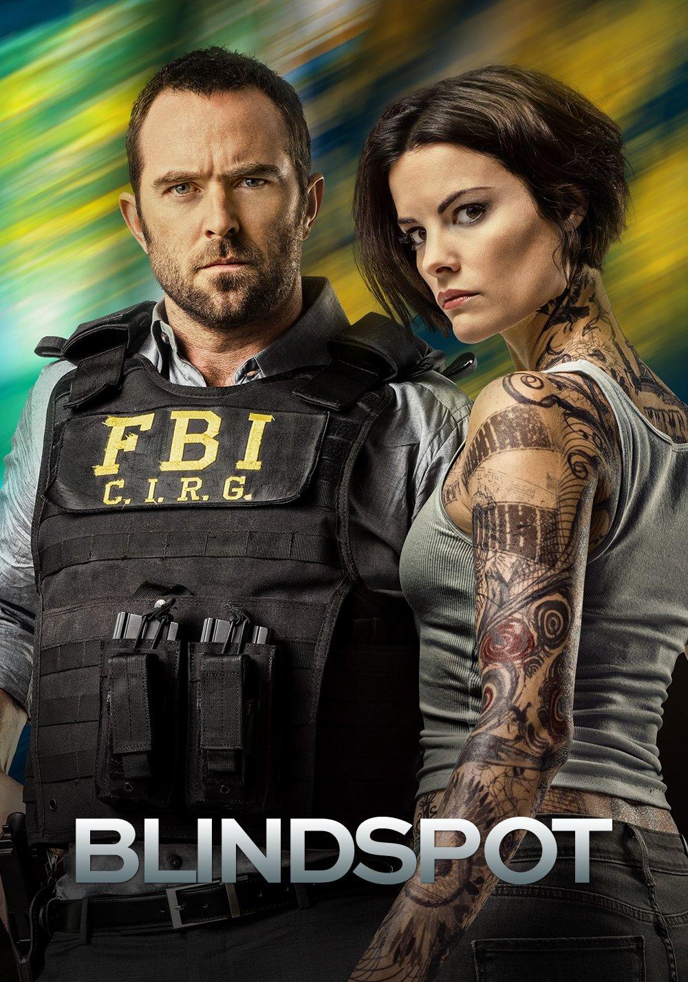 ბრმა ლაქა სეზონი 1 / Blindspot Season 1
