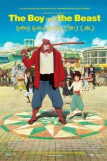 ბიჭუნა და მონსტრი / The Boy and the Beast (Bakemono no ko)