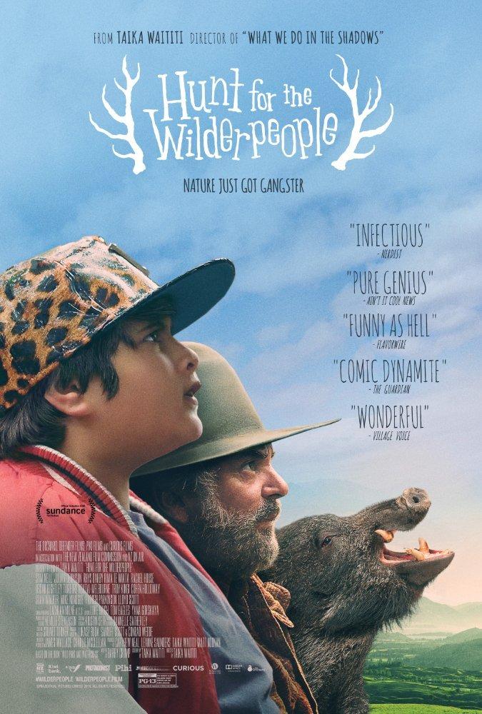 ნადირობა ველურებზე / Hunt for the Wilderpeople
