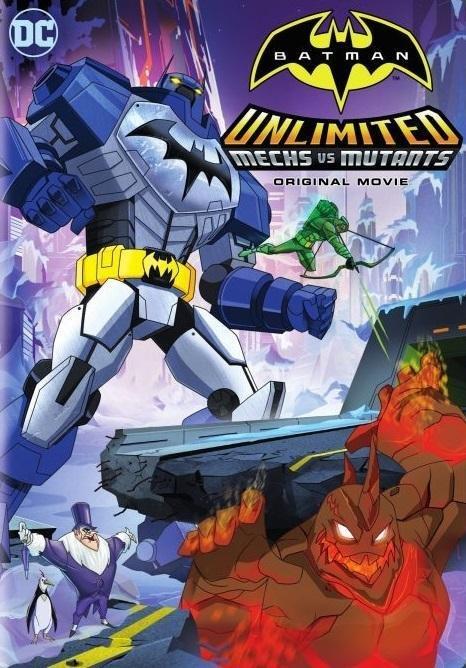 ბეტმენი: მექანიკა მუტანტების წინააღმდეგ / Batman Unlimited: Mech vs. Mutants