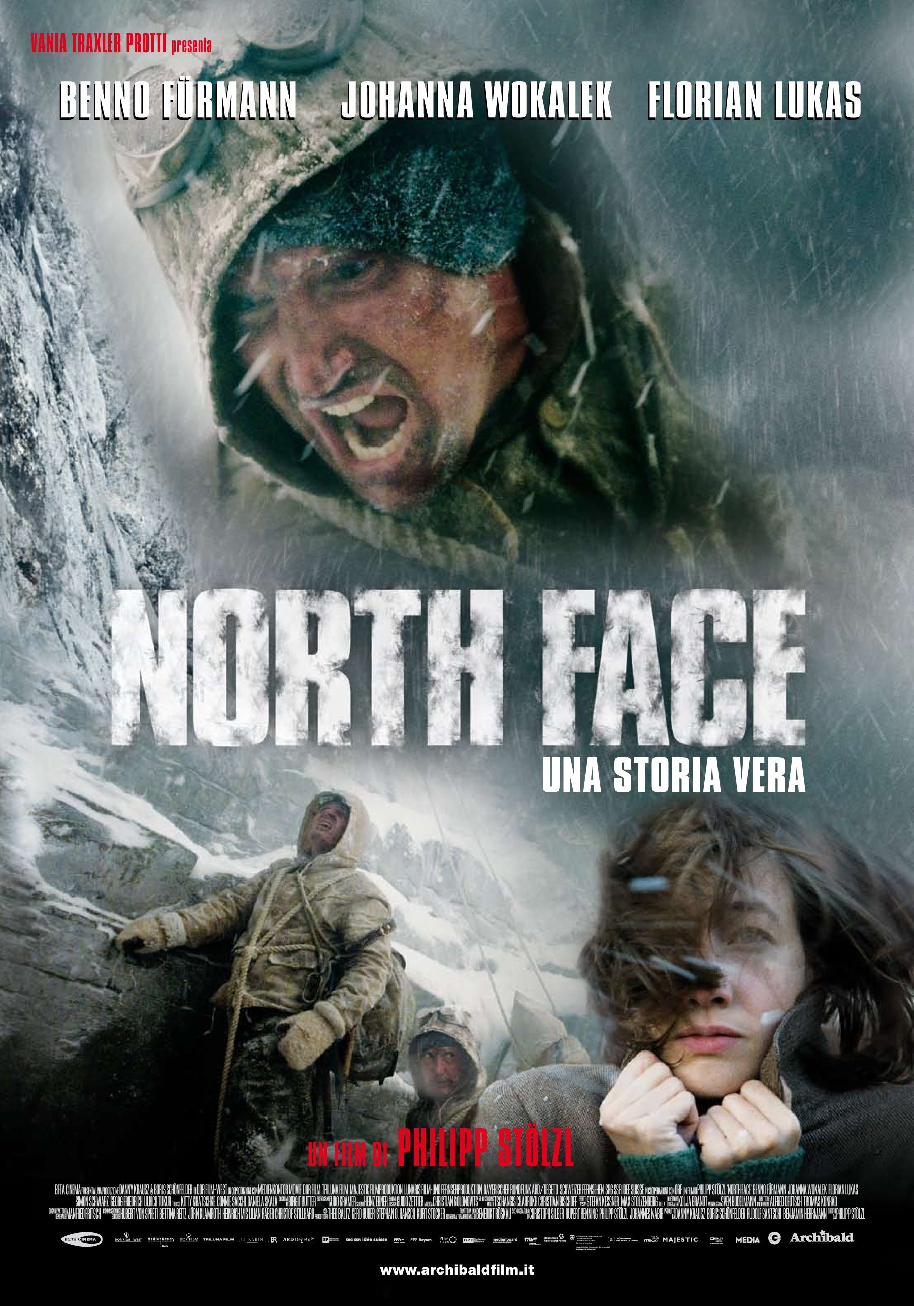 ჩრდილოეთის მხარე / North Face (NORDWAND)
