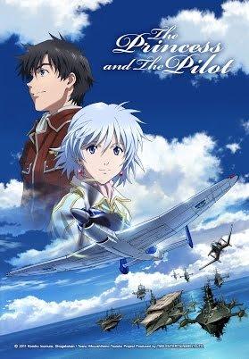 პრინცესა და პილოტი / The Princess and the Pilot