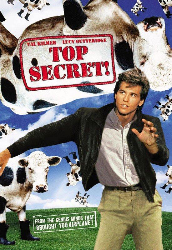 სრულიად საიდუმლოდ! / Top Secret!