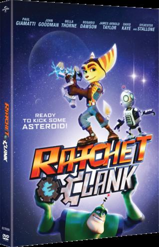 რაჩეტი და კლანკი / Ratchet & Clank