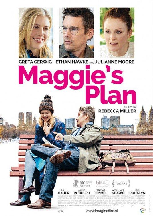 მეგის გეგმა / Maggie's Plan