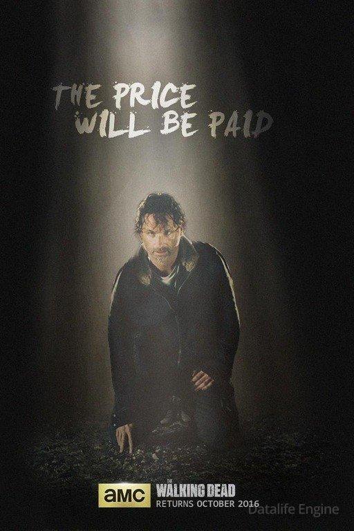 მოსიარულე მკვდრები სეზონი 7 / The Walking Dead Season 7