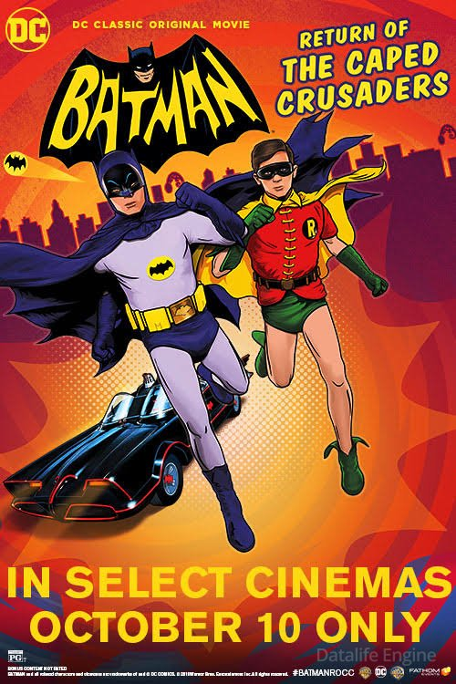 ბეტმენი: ჯვაროსნების დაბრუნება / Batman: Return of the Caped Crusaders