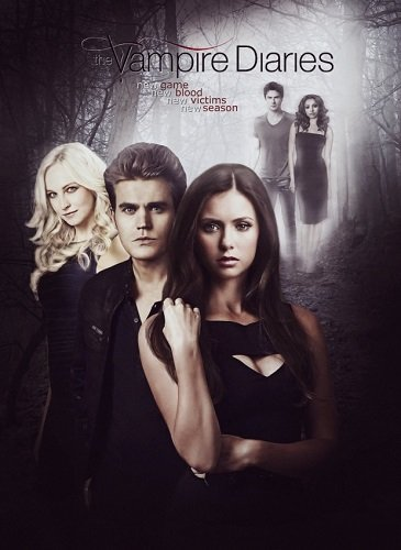 ვამპირის დღიურები სეზონი 8 / The Vampire Diaries Season 8