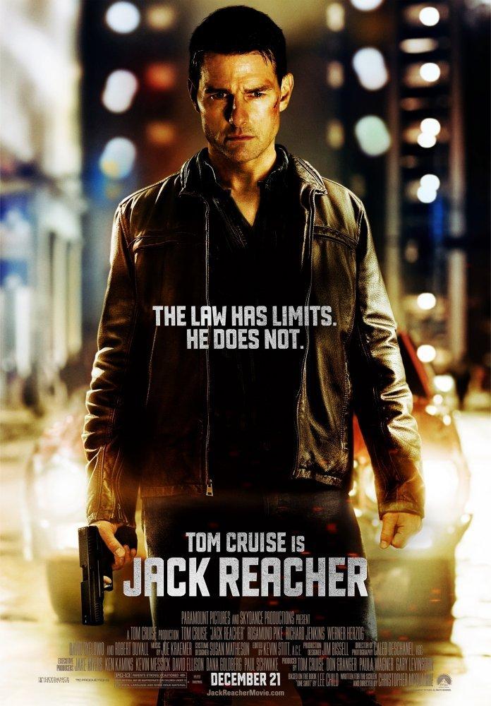ჯეკ რიჩერი / Jack Reacher