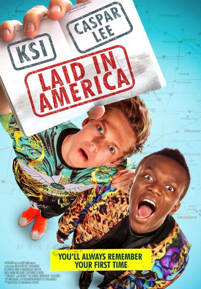 წარმოებულია ამერიკაში / Laid in America