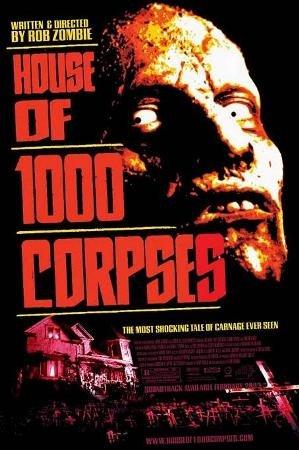 1000 გვამის სახლი / HOUSE OF 1000 CORPSES