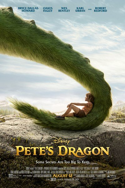 პიტის დრაკონი / Pete's Dragon