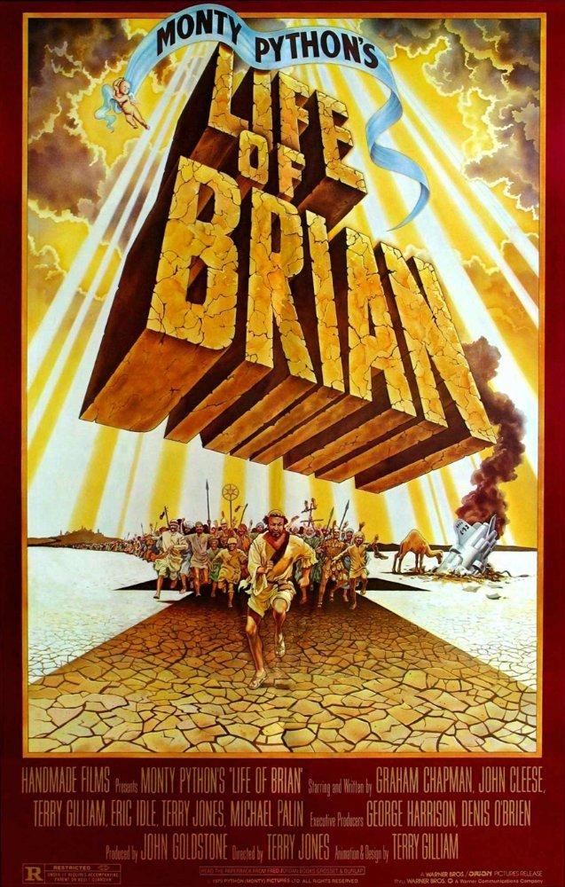 მონტი პაიტონი : ბრაიანის ცხოვრება / Monty Python's Life of Brian