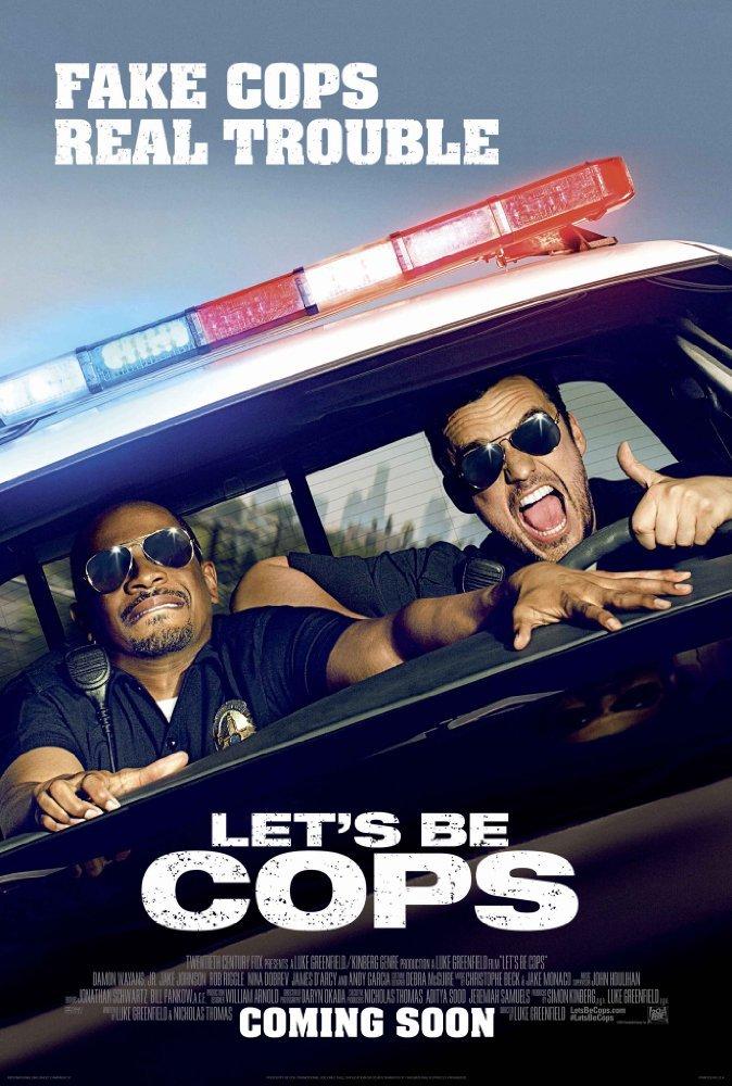 მოდი ვიყოთ პოლიციელები / Let's Be Cops