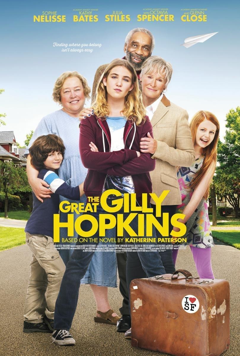 დიდი გილი ჰოპკინსი / The Great Gilly Hopkins