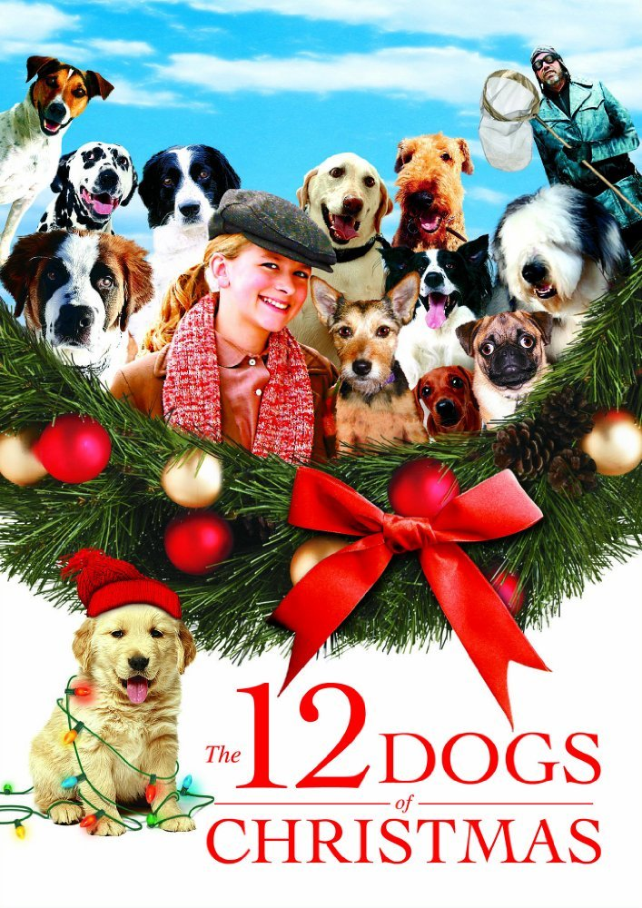 Смотреть 12 საშობაო ძაღლი / The 12 Dogs of Christmas онлайн бесплатно - {short-story limit=