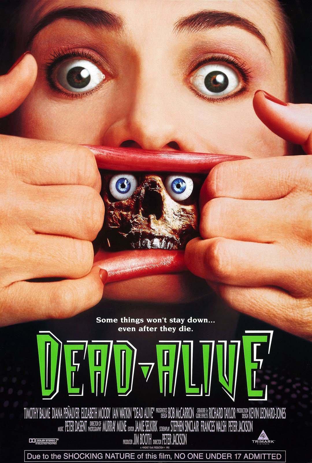 ცოცხალი მკვდრები / Dead Alive (Braindead)