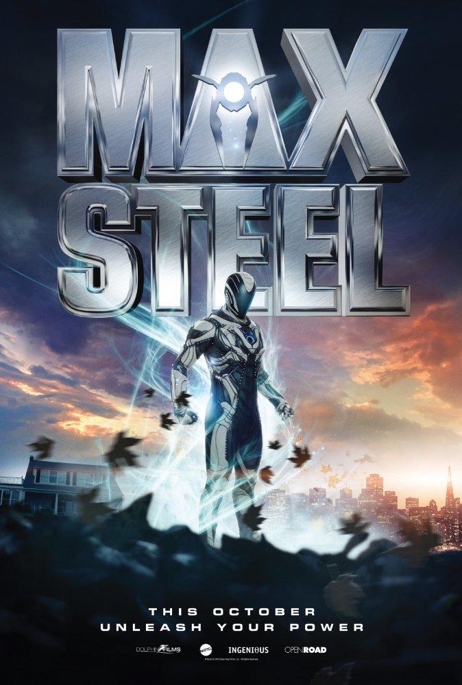 რკინის მაქსი / Max Steel