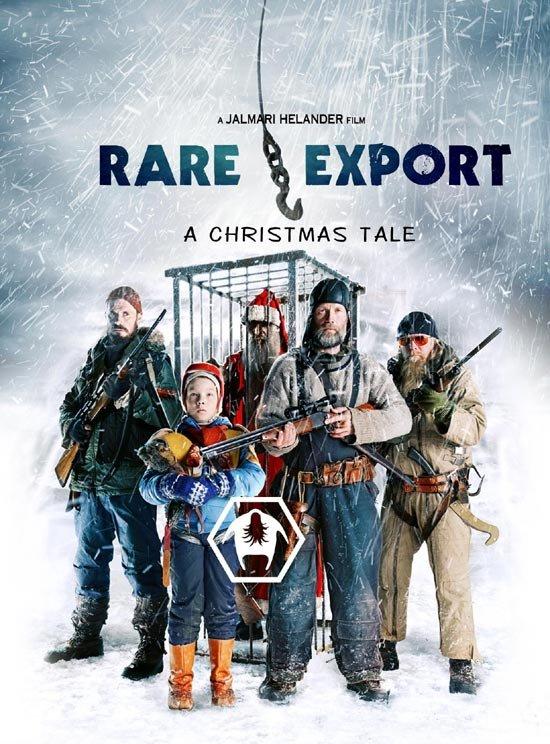 სანტა გასაყიდად / Rare Exports: A Christmas Tale