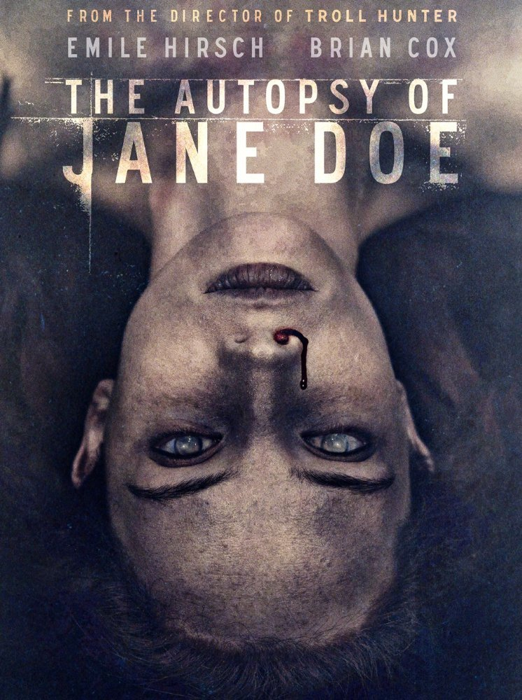 ჯეინ დოუს გაკვეთა / The Autopsy of Jane Doe