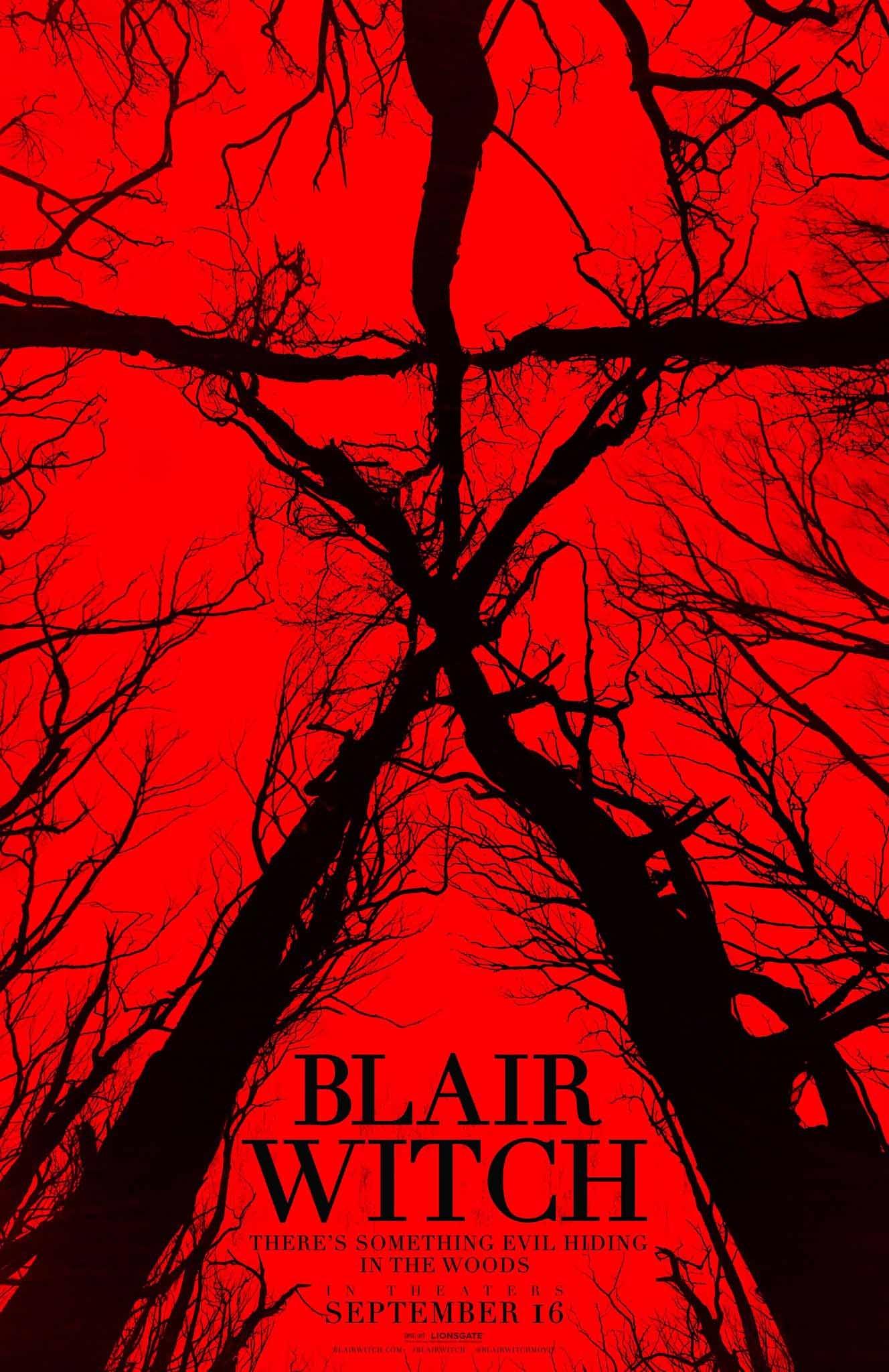 ალქაჯი ბლერიდან / Blair Witch