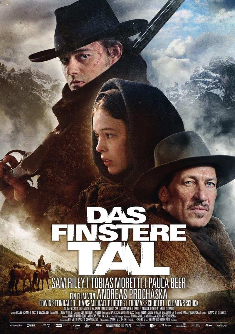 ბნელი ხეობა / The Dark Valley (Das finstere Tal)