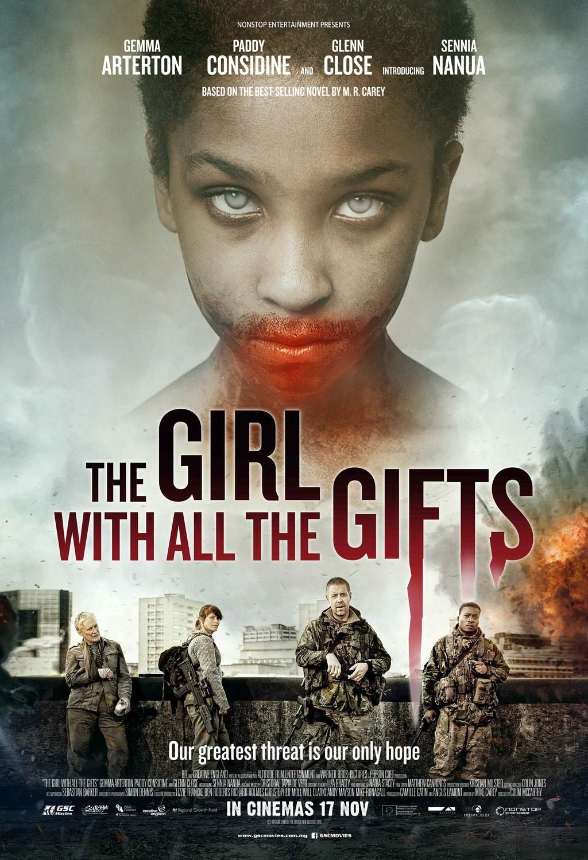 გოგონა საჩუქრებით / The Girl with All the Gifts