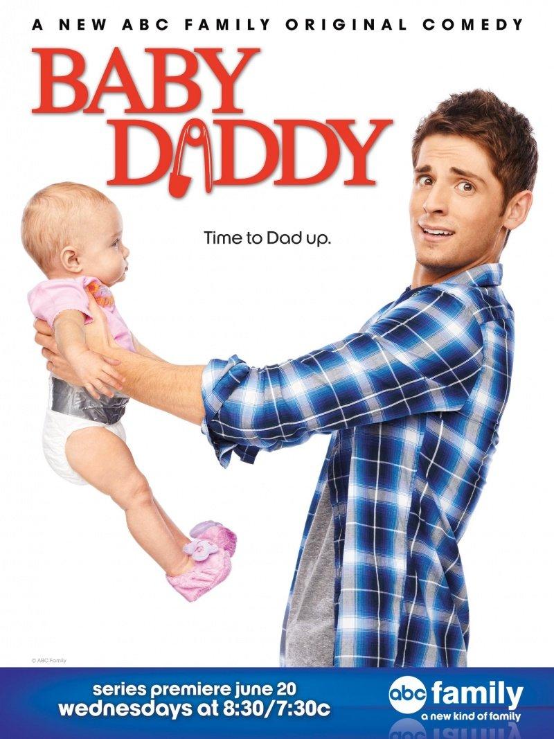 მამიკო სეზონი 1 / Baby Daddy Season 1