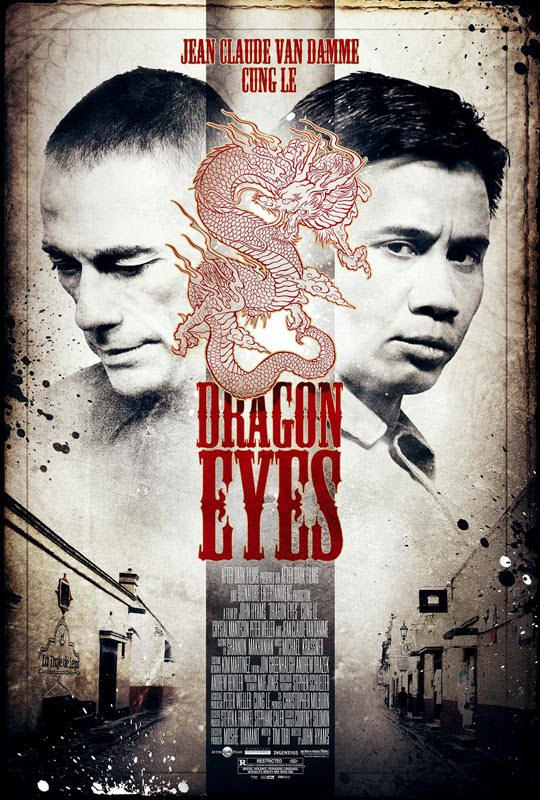 დრაკონის თვალები / Dragon Eyes
