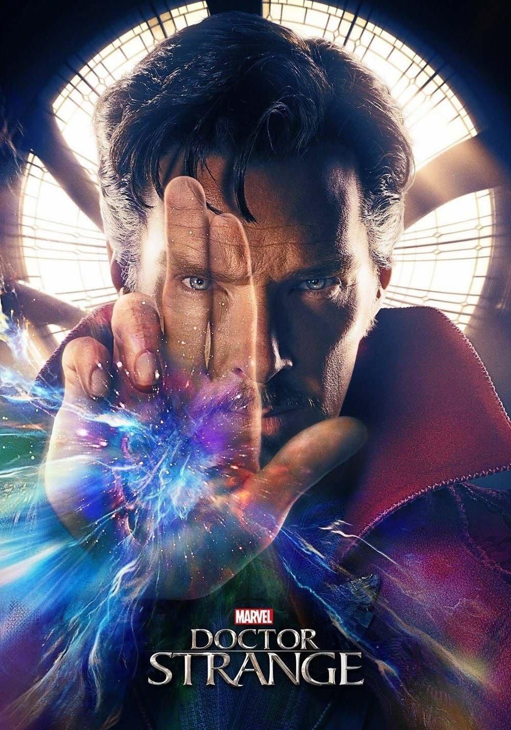 დოქტორი სტრეინჯი / Doctor Strange