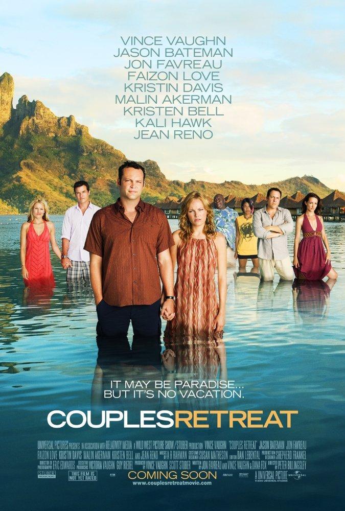 წყვილების კუნძული / Couples Retreat