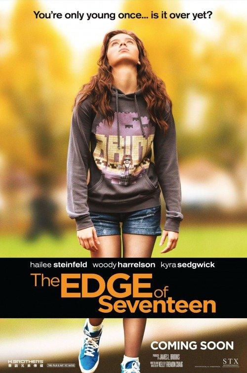 თითქმის ჩვიდმეტი / The Edge of Seventeen