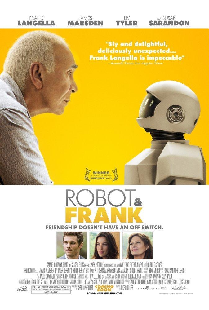 რობოტი და ფრენკი / Robot And Frank