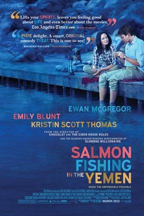 თევზაობა იემენში / Salmon Fishing in the Yemen