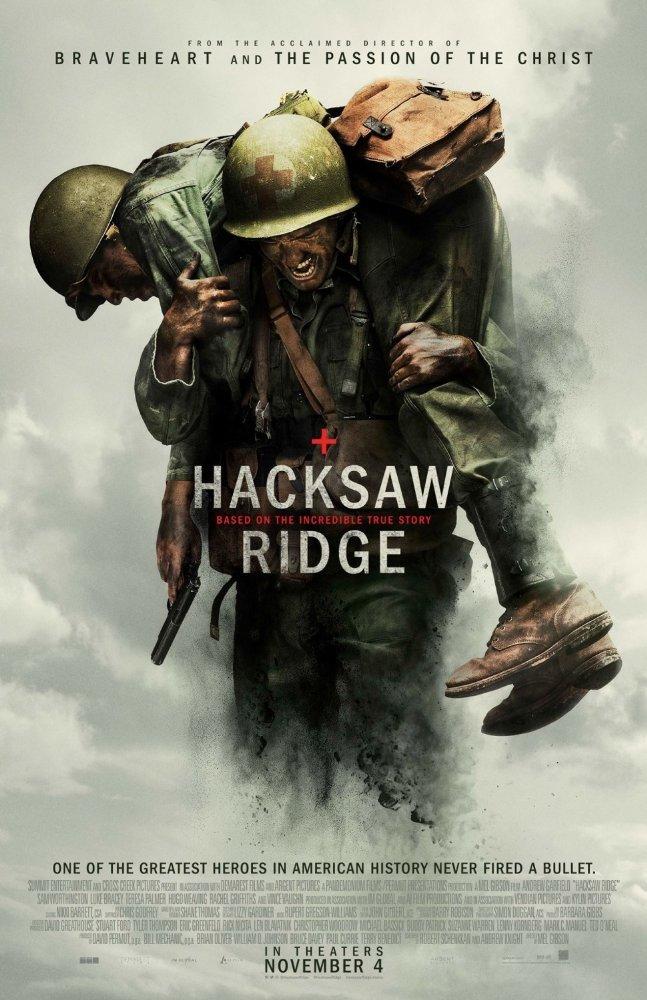 ჰაქსოუს გმირი (სინდისის ქენჯნა) / Hacksaw Ridge